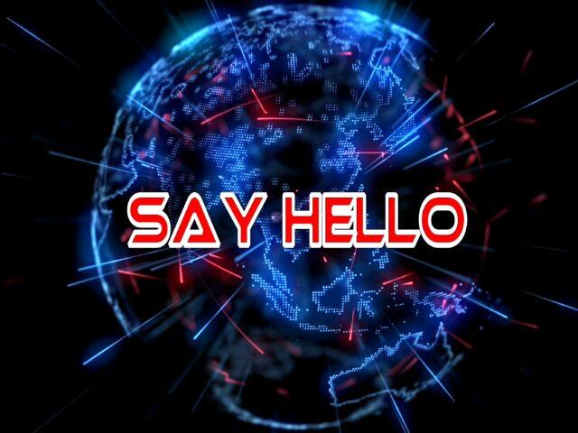 Luca Gary ed il singolo Say Hello: domani esce il videoclip..