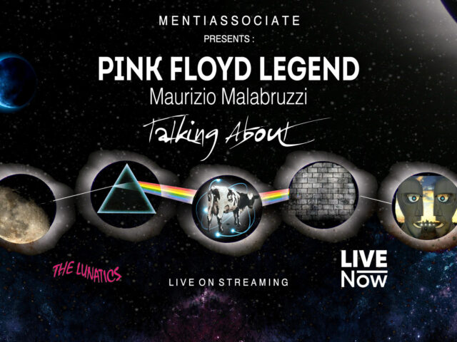 Pink Floyd Legend in Talking About: cinque concerti in streaming dal 21 gennaio all'11 marzo