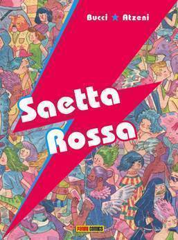 Saetta Rossa: graphic novel omaggia David Bowie