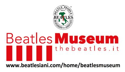 Per celebrare i primi 20 anni del Beatles Museum di Brescia, oggi evento su Facebook