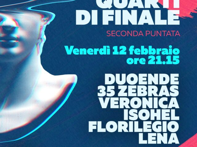 Firenze Suona Music Contest – Secondo quarto di finale – Venerdì 12 Febbraio 2021