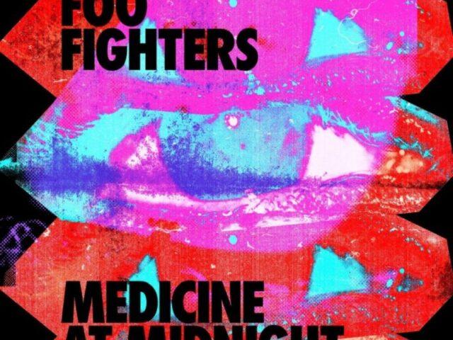 Medicine At Midnight dei Foo Fighters, nuovo album anche in cd e vinile