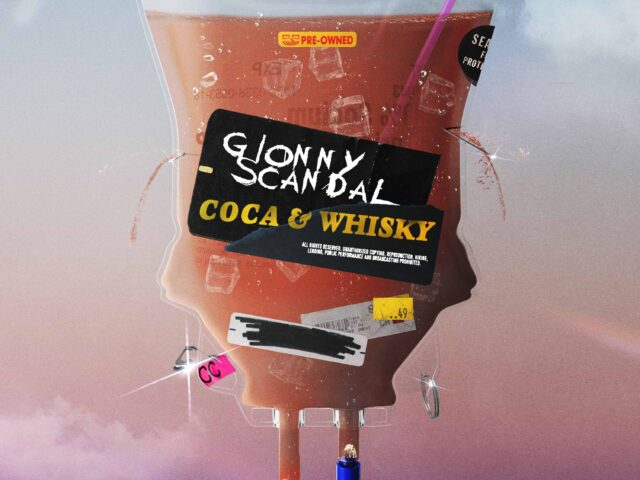GionnyScandal torna con Coca & Whisky