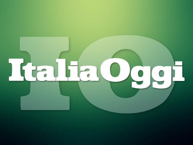 Sul diritto d'autore, interessante articolo sul quotidiano Italia Oggi 7 (pagine Affari Legali)