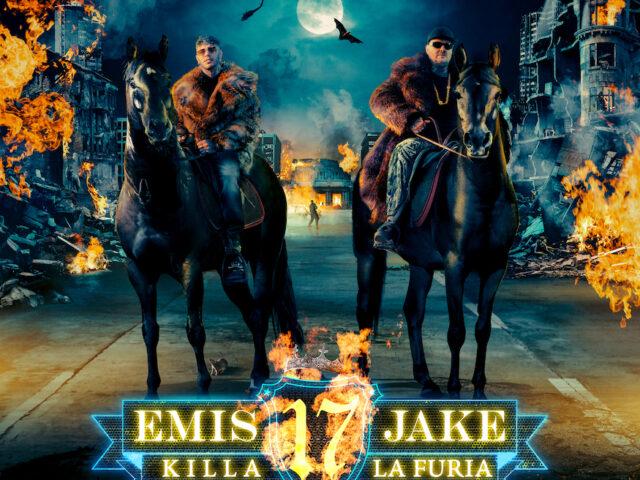 Emis Killa e Jake La Furia: fuori il repack di 17 Dark Edition