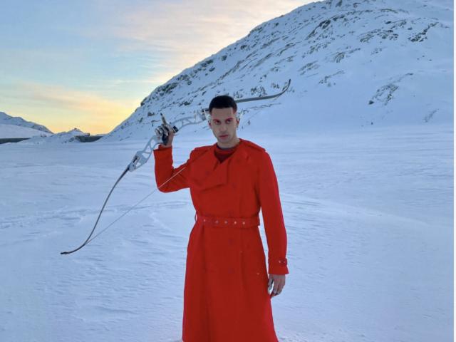 Diretto da Simone Rovellini, il videoclip di Inuyasha (nuovo singolo di Mahmood)