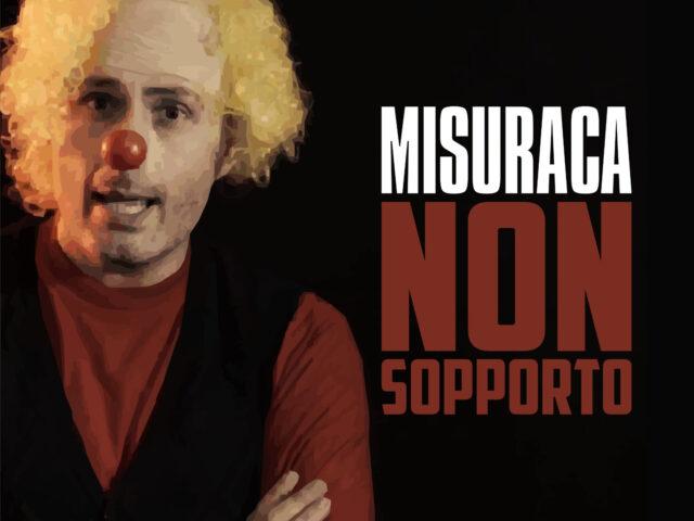 Nuovo singolo di Misuraca intitolato Non Sopporto, edito da Suono Libero Music