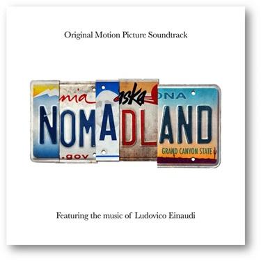 Nomadland: Decca pubblica la soundtrack con Einaudi e Arnalds