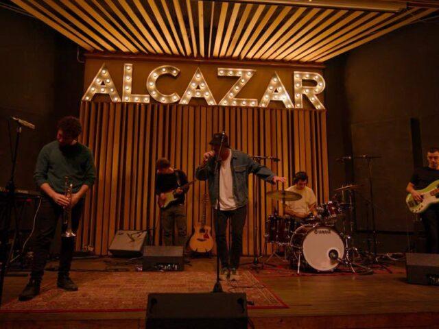E' uscita la Live Session di Lorenzo Pucci all'Alcazar Live di Roma