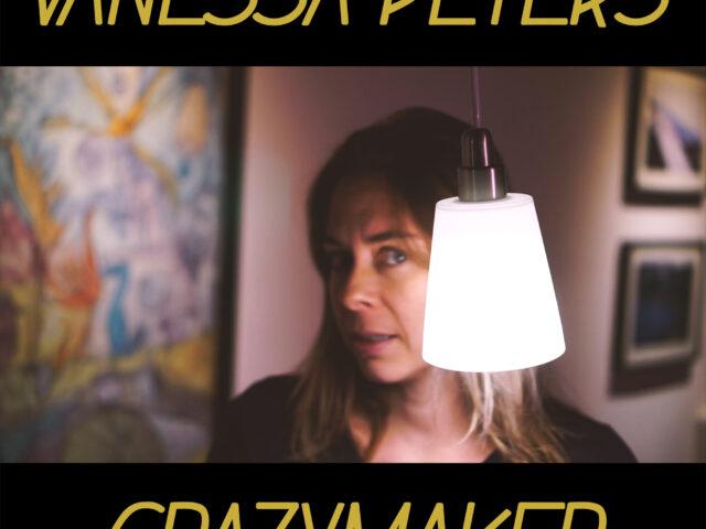 Crazymaker, nuovo singolo della cantautrice italo/texana Vanessa Peters