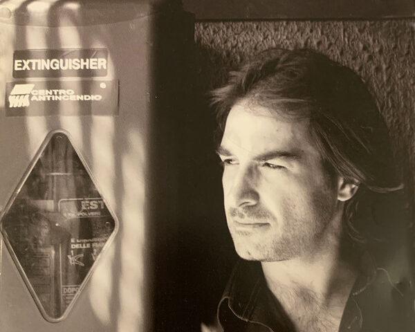 Donazione di Alberto Donatelli (cantautore rock ed artigiano delle 7 note) ad Ululati dall'Underground