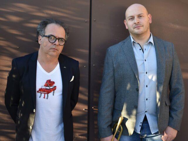Marco Vezzoso e Alessandro Collina intervistati per il loro concerto tra Ortovero e Tokyo
