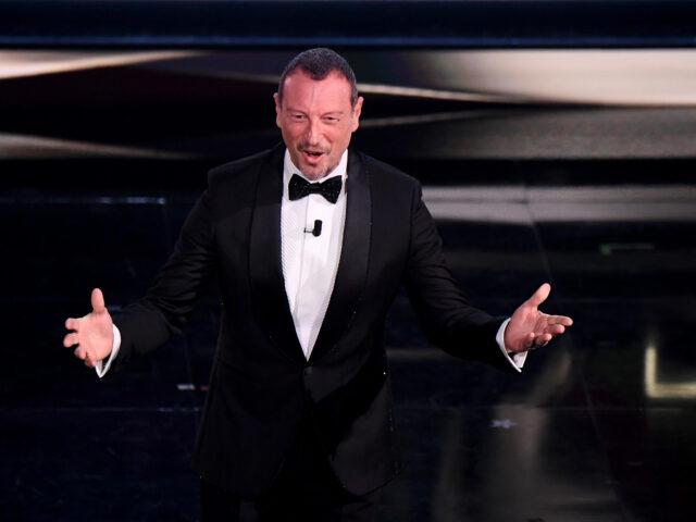 Nel teatro vuoto la prima serata del Festival di Sanremo non entusiasma