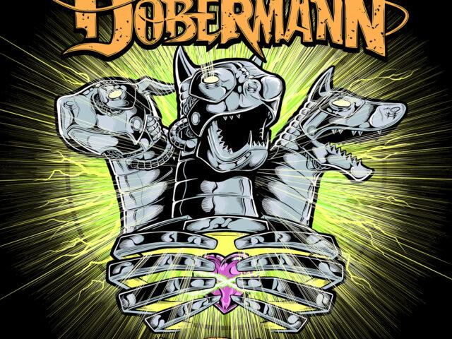 Shaken To The Core: l'11 Giugno il nuovo album dei rockers Dobermann