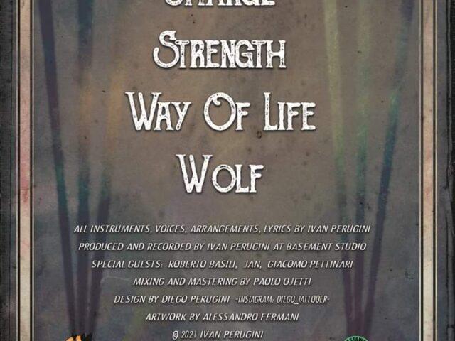 Ivan Perugini ed il suo ep Wolf Way: dettagli sui brani contenuti ..