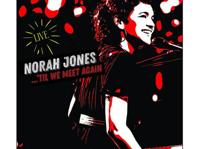 Norah Jones pubblica il 16 Aprile il suo primo album live per Blue Note