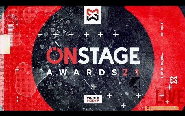 Onstage Awards 2021: una clip con Ferro, Sangiorgi, Levante, Michielin, Gabbani, Fragola ed Eugenio in Via di Gioia