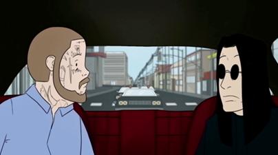 Quasi un milione di visualizzazioni per Ozzy Osbourne a cartoni animati