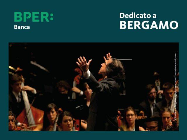 Il concerto di Riccardo Muti dedicato a Bergamo: sarà in streaming sul sito di BPER Banca