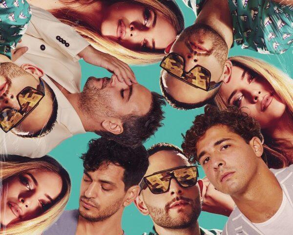 Reik & Rocco Hunt X Ana Mena con A un paso dalla luna Remix