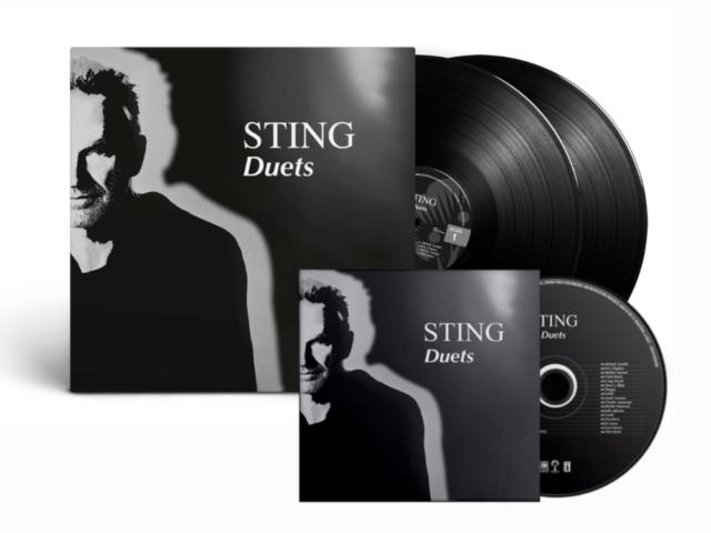 Duets (nuovo disco di Sting) fonte di soddisfazione per i collezionisti