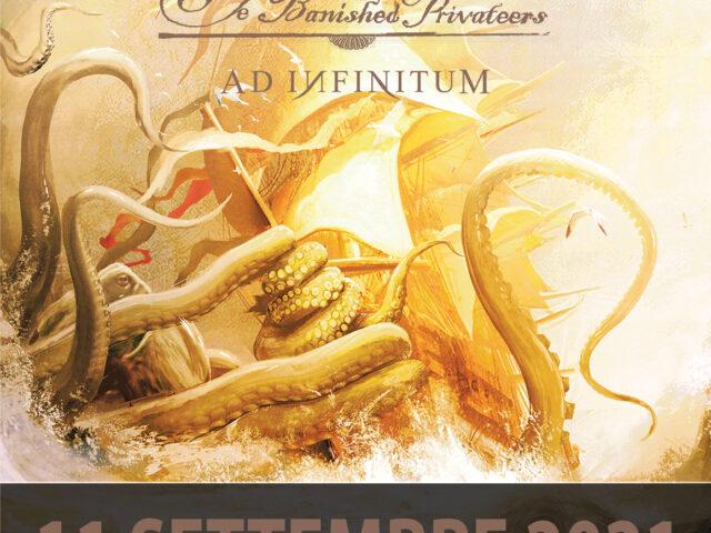La symphonic metal band Visions of Atlantis in concerto l'11 Settembre a Milano