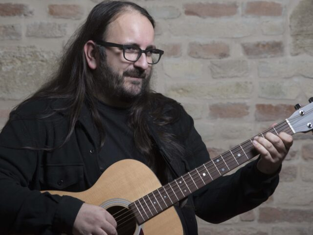 """Il cantautore Marco Sonaglia annuncia il suo nuovo album """"Ballate dalla Grande Recessione"""""""