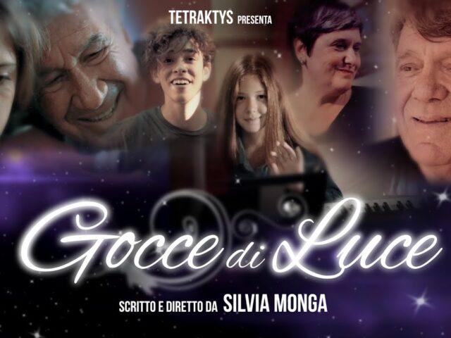 Gocce di Luce, cortometraggio con Beppe Carletti dei Nomadi, in nomination al Premio Sorriso Rai Cinema Channel