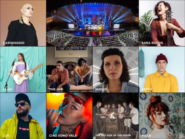Musicultura 2021: ecco i 16 finalisti