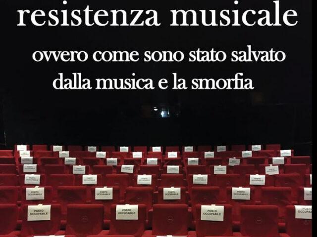 Primo libro di Pivio, intitolato Diario Di (Una) Resistenza Musicale