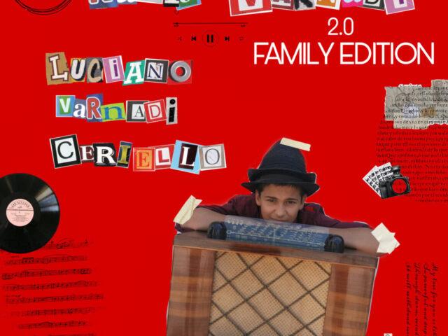 Radio Varnadi 2.0 Family Edition, nuovo album per Luciano Varnadi Ceriello