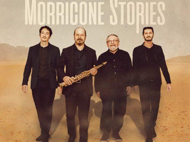 Morricone Stories: l'album omaggio di Stefano Di Battista a Ennio Morricone