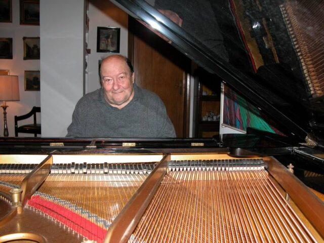 """La scomparsa di Amedeo Tommasi, il """"pianista sull'oceano"""" che ha suonato con Chet Baker"""