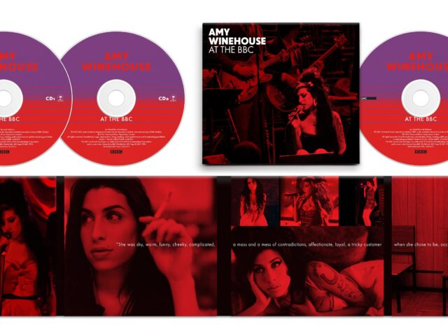 Amy Winehouse: fuori At The BBC