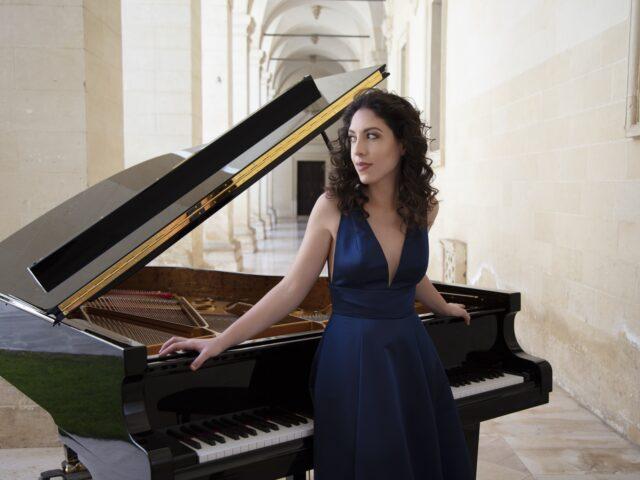 Beatrice Rana e Alpesh Chauhan in concerto a Santa Cecilia