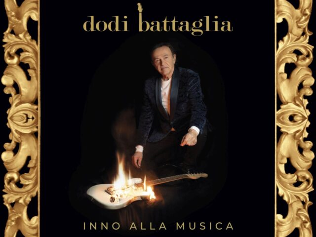 Inno Alla Musica; nel nuovo album di Dodi Battaglia, ospiti Alexandra Greene e Al Di Meola