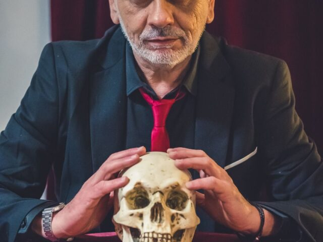 Il rock ti porta dritto all'Inferno: intervista a Francesco Maria Gallo