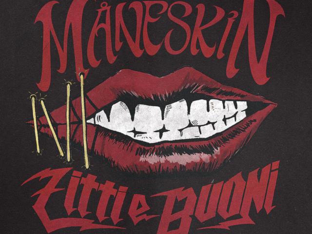 Zitti e Buoni (singolo sanremese dei Maneskin) è certificato doppio disco di platino