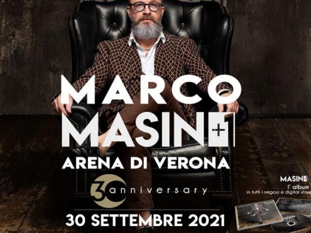 ElettroAcustico 2021 di Marco Masini: concerti estivi in attesa di quello celebrativo all'Arena di Verona