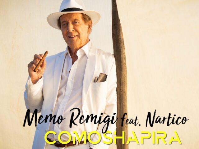 Memo Remigi torna con Comoshapira