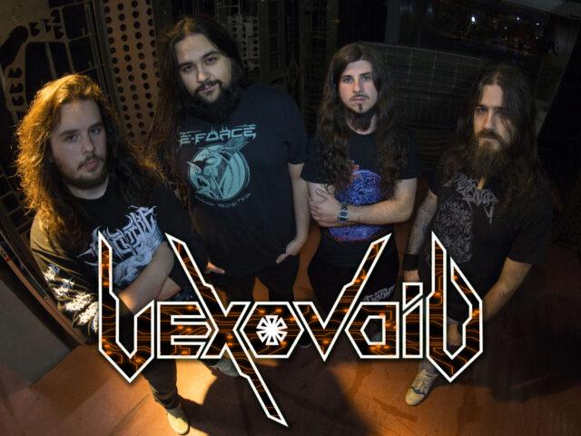 Black Tears Label ed i due dischi dei senesi Vexovoid
