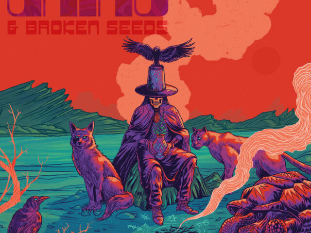 Laino & The Broken Seeds – Sick to the bone