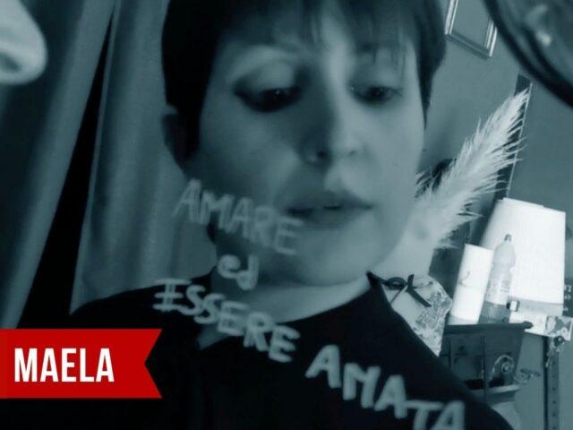 """Maela: in esclusiva il video di """"Lettera a un padre"""""""
