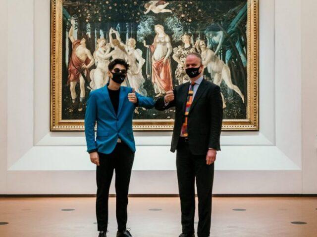 Con 4.470.314 visualizzazioni per il video del singolo L'urlo di Munch, Emanuele Aloia pubblica il suo album