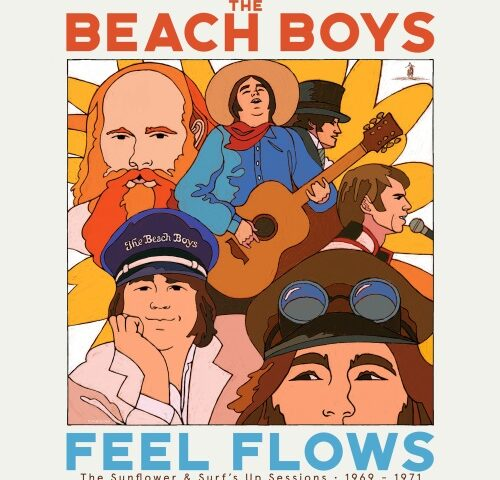 Beach Boys: in arrivo Feel Flows: The Sunflower & Surf's Up Sessions 1969-1971