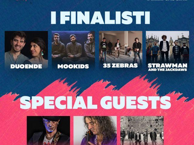 Chi sono i 4 finalisti del Firenze Suona Music Contest 2021?