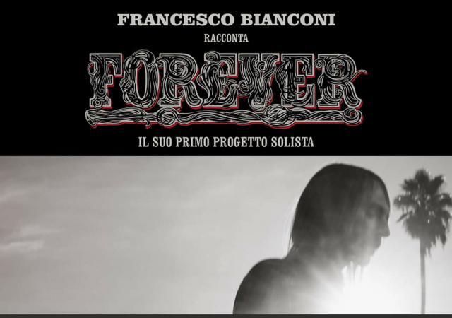 Francesco Bianconi in concerto all'Orto del Colle dell'Infinito di Giacomo Leopardi per il festival Lunaria
