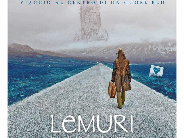 Lemuri Il Visionario – Viaggio al centro di un cuore blu (Vrec, 2021)