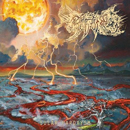 Mare Cognitum – Solar Paroxysm (I, Voidhanger Records / Extraconscious Records)