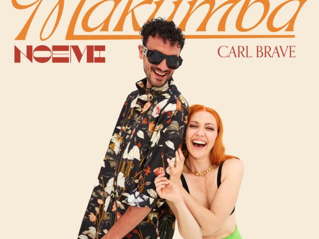 Noemi e Carl Brave duettano in Makumba